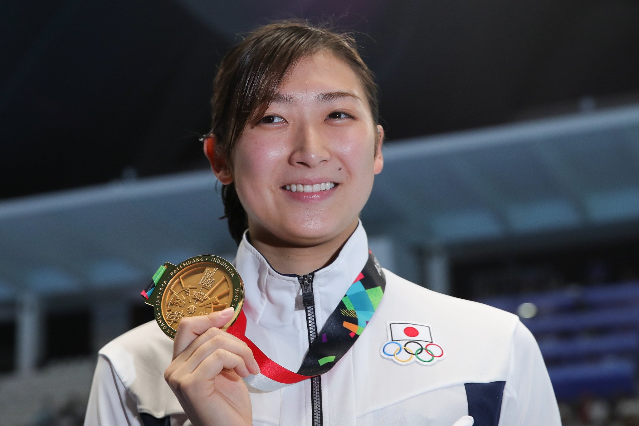 Japanese swimmer Rikako Ikee has revealed that she has been diagnosed with leukaemia ©Getty Images