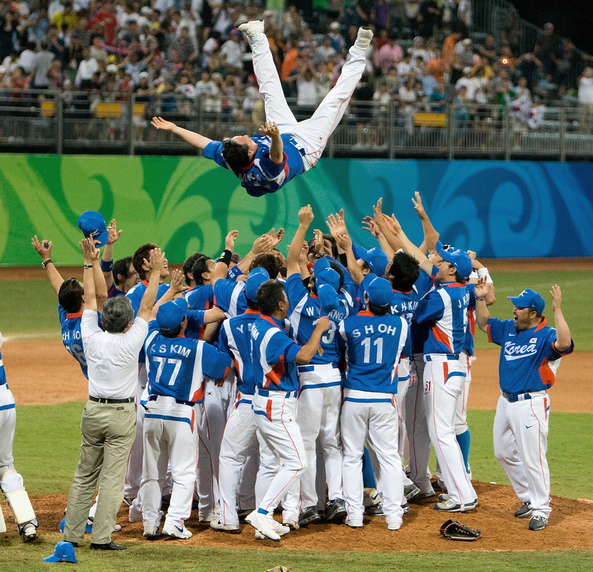 South Korea dreaming of baseball success at Tokyo 2020 Olympics as Beijing 2008 gold-winning manager returns to role