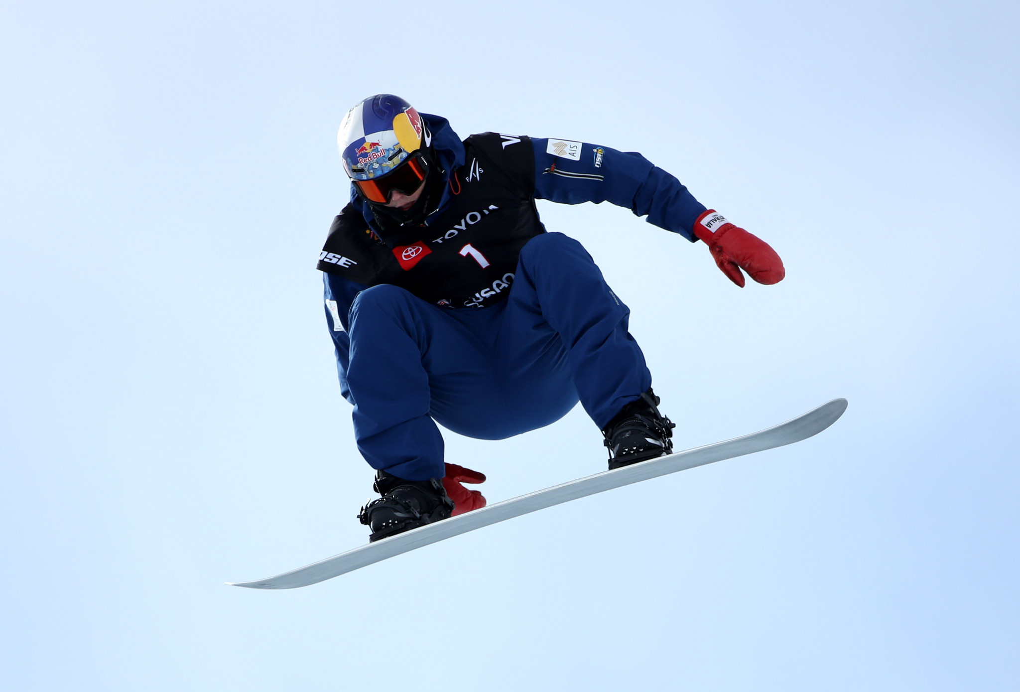 FIS Snowboard and Freestyle Skiing World Cups set to continue in Calgary with halfpipe action