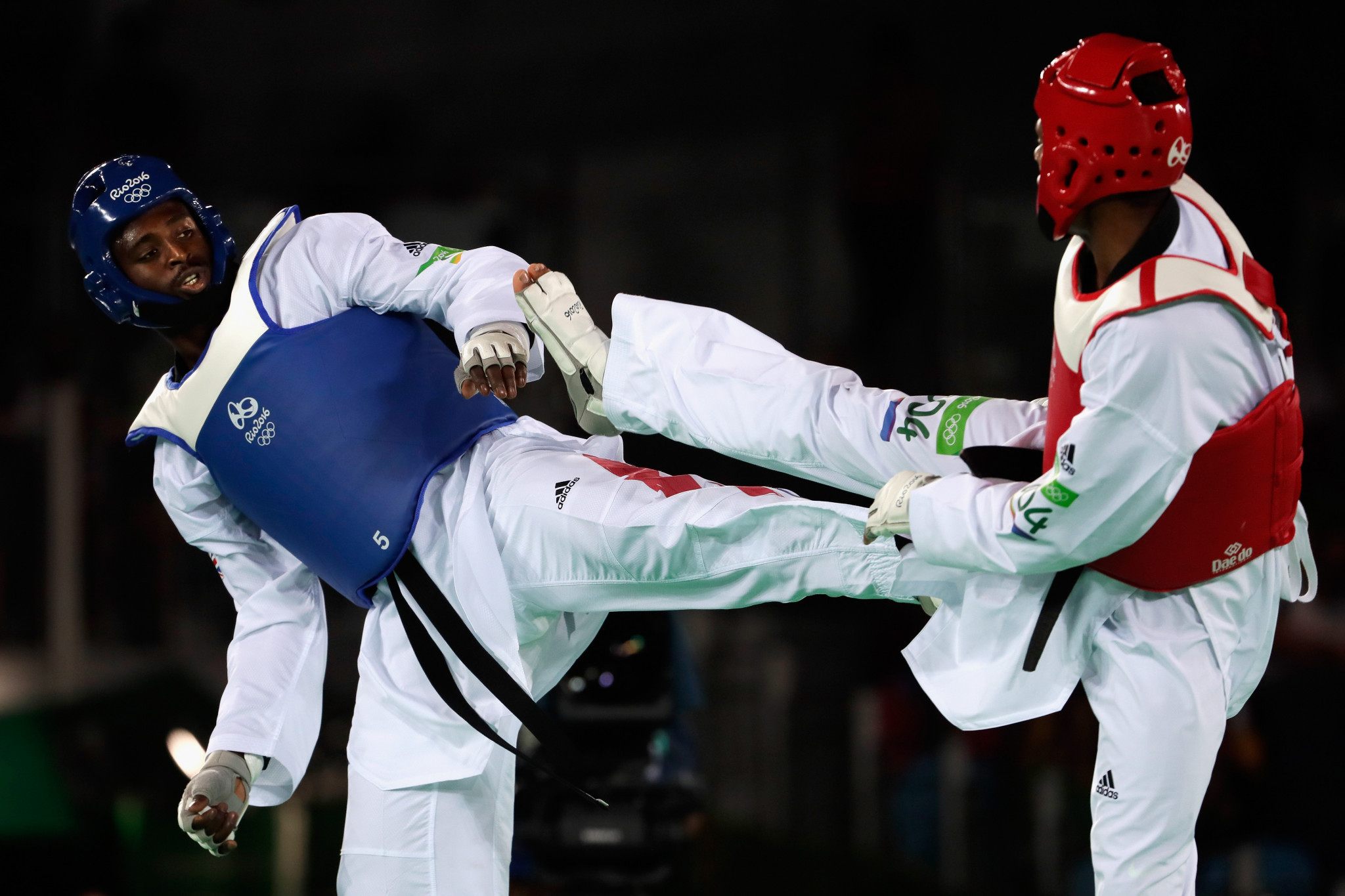Mahama Cho was one of two gold medallists for Great Britain on the last day of the World Taekwondo President's Cup for Europe region in Antalya ©Getty Images