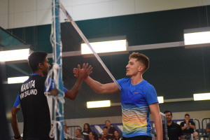 Ross beats defending champion Manota to reach final at Oceania Badminton Championships