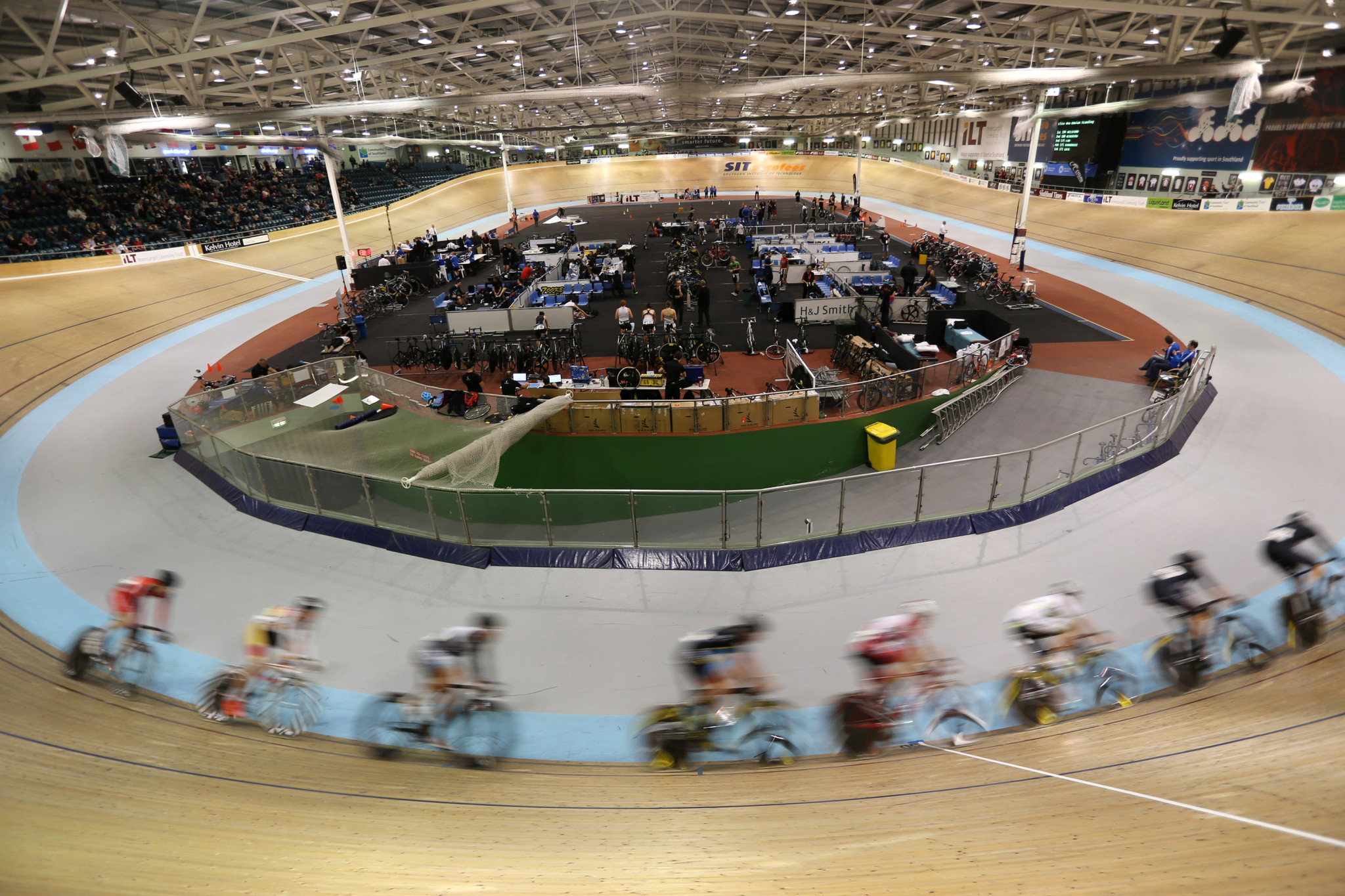 Invercargill to host 2020 Oceania Track Cycling Championships