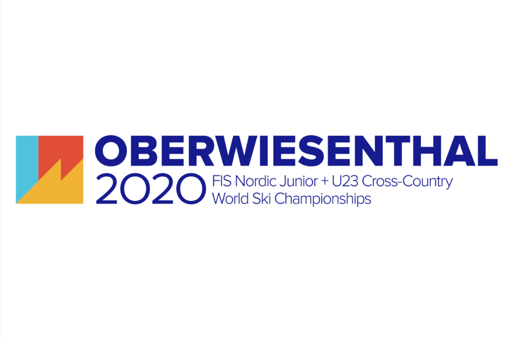 Organisers of the 2020 FIS Nordic Junior and Under-23 Cross-Country World Ski Championships have unveiled the logo and visual identity of the event in Oberwiesenthal ©FIS