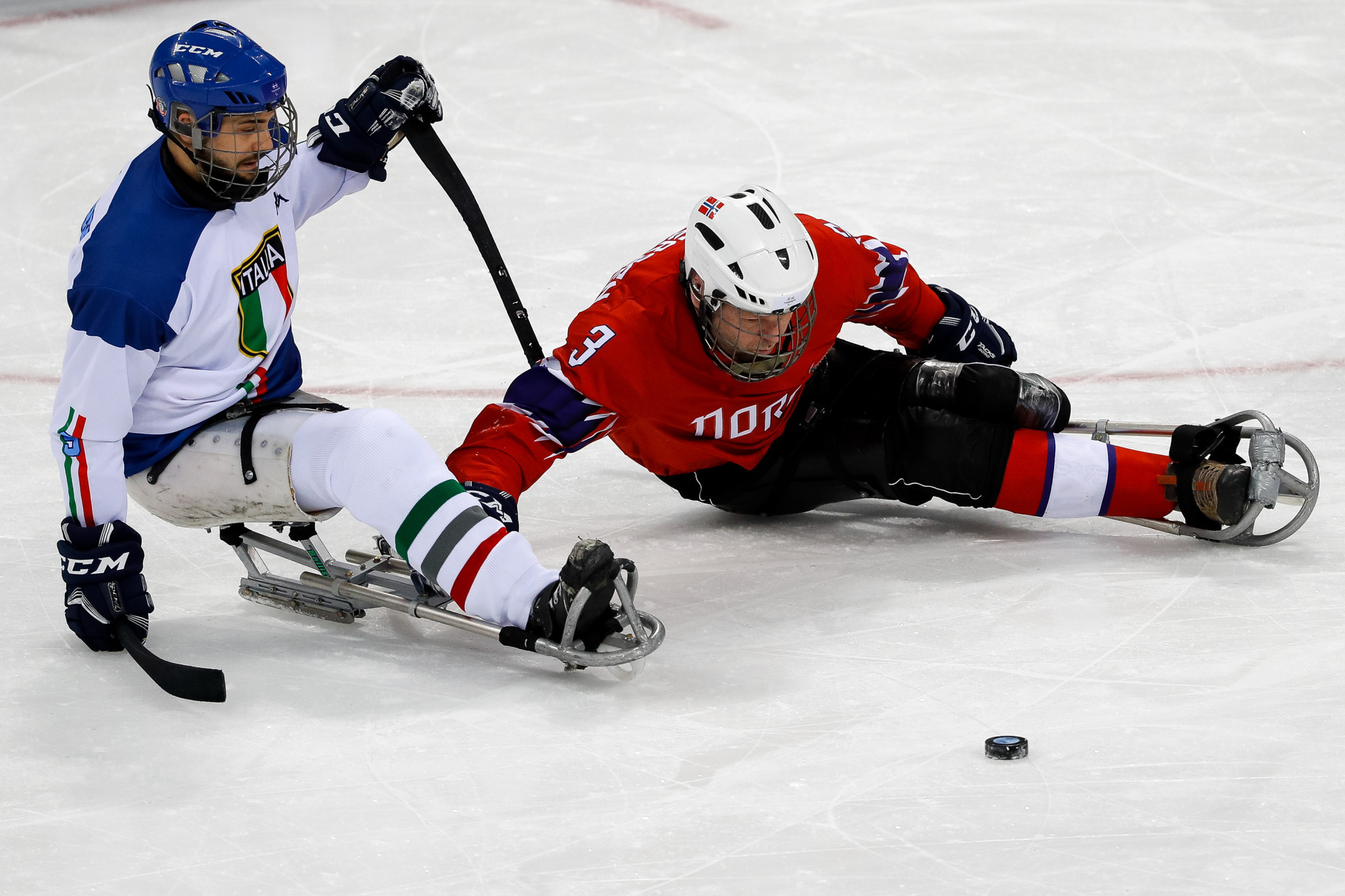 Italian Para ice hockey player given two-year ban for failed test at Pyeongchang 2018 Paralympics