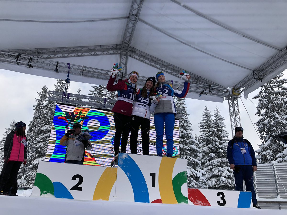 Biathlon wins for Germany and France at Winter European Youth Olympic Festival as Alpine skier Egger completes double