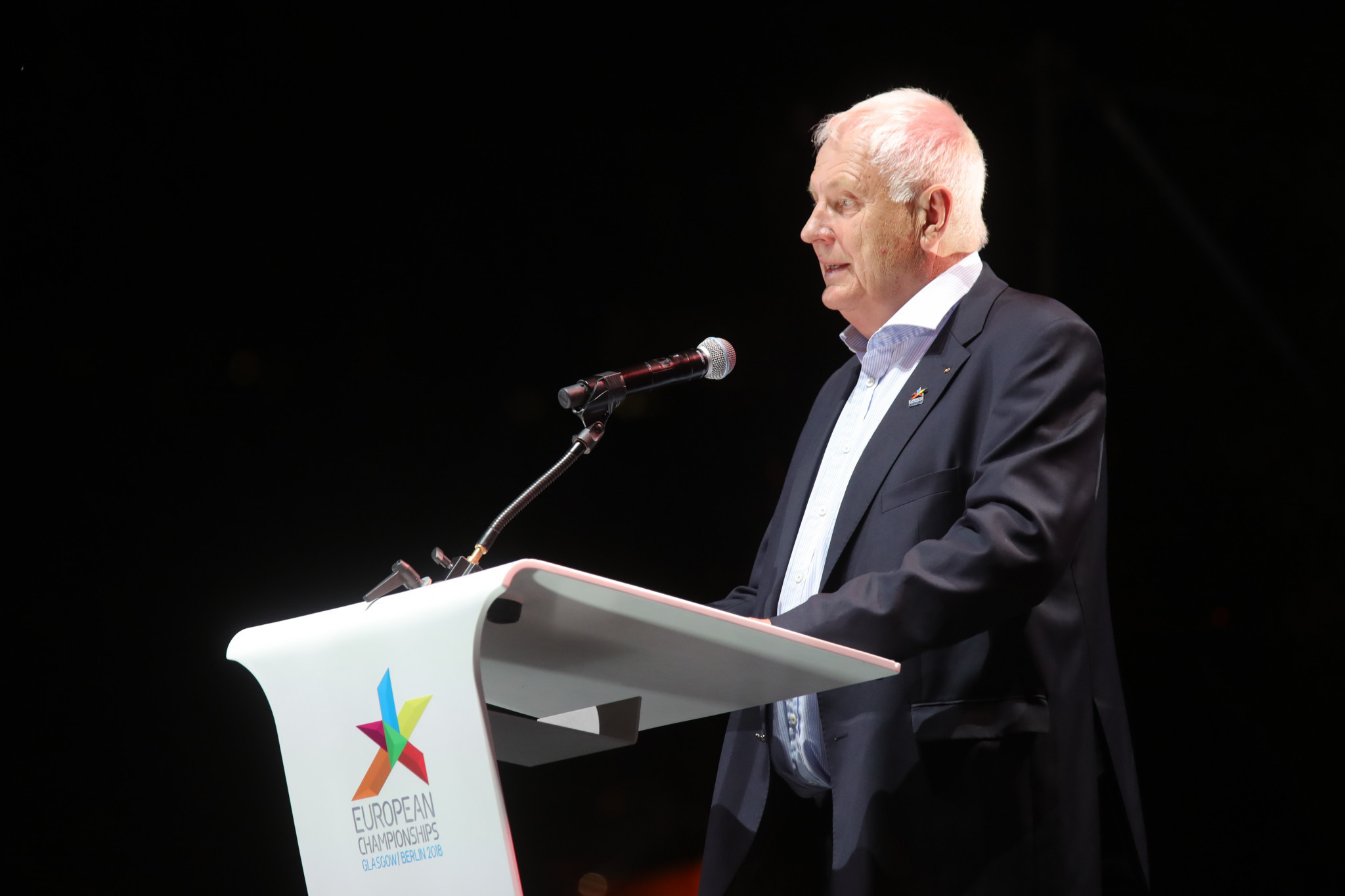 Svein Arne Hansen will stand unopposed for a second term as President when the European Athletics Congress meets in April ©Getty Images