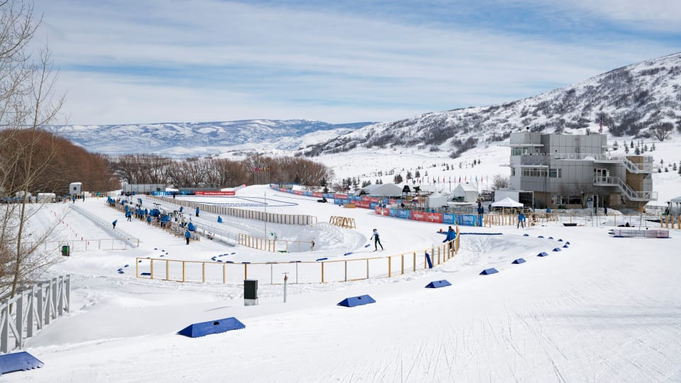 Solider Hollow in Salt Lake City will play host to four days of IBU World Cup action this week ©IBU
