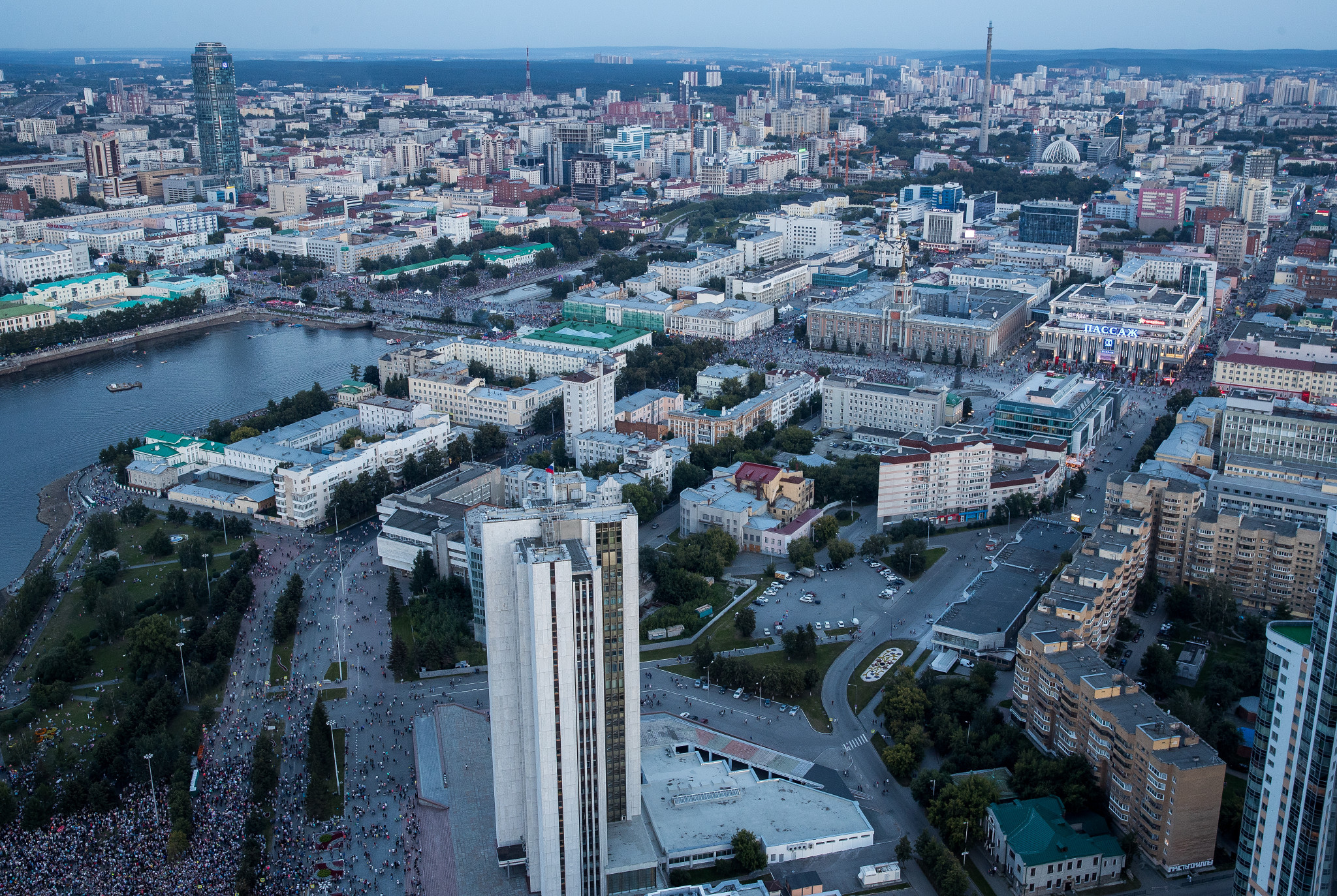 Yekaterinburg set to lodge bid for 2023 Summer Universiade