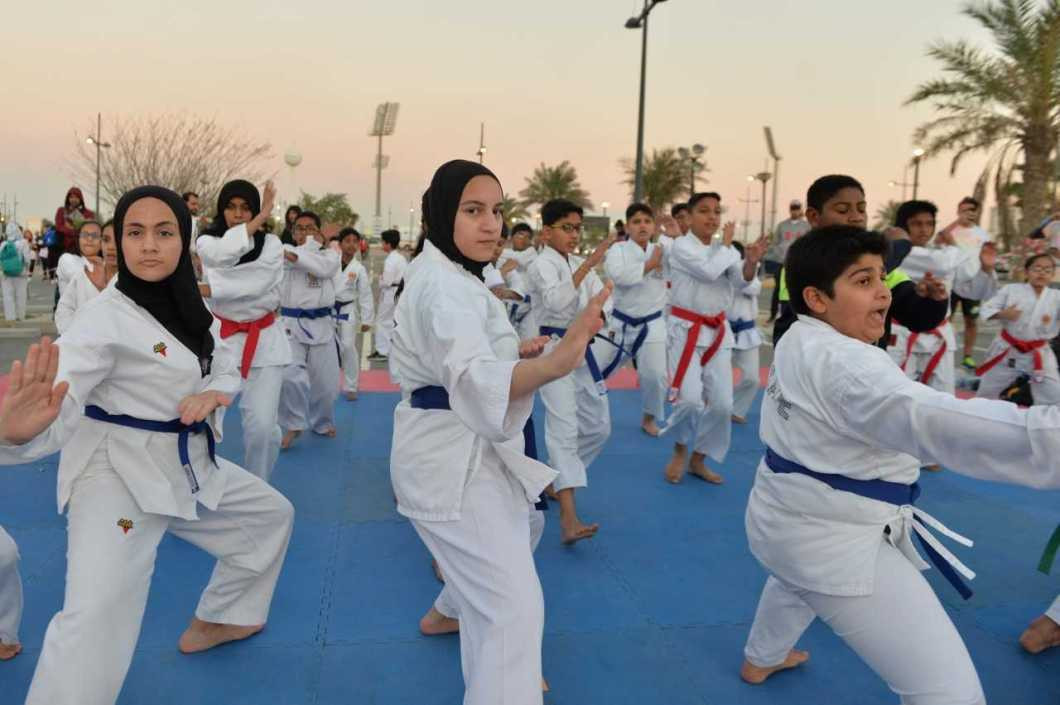 Bahrain Olympic Committee holds over 200 events to celebrate National Sports Day