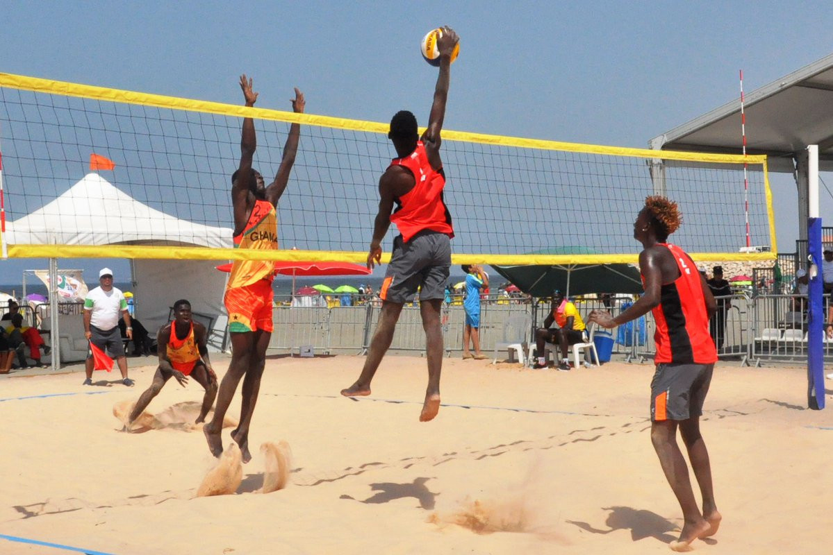 Beach volleyball qualifiers for 2019 African Games increased to 24