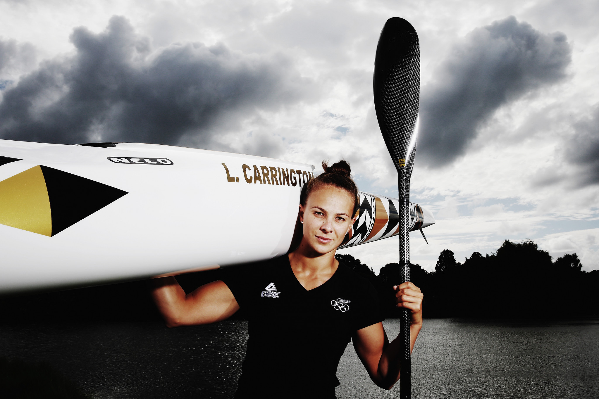 Carrington headlines field for 2019 Oceania Canoe Sprint Championships