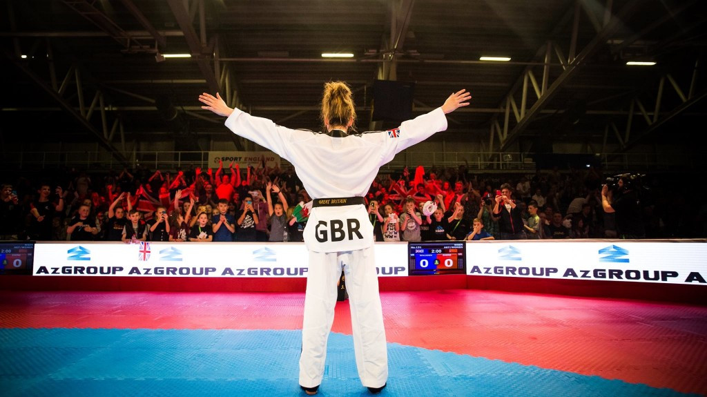 In pictures: World Taekwondo Federation Grand Prix in Manchester