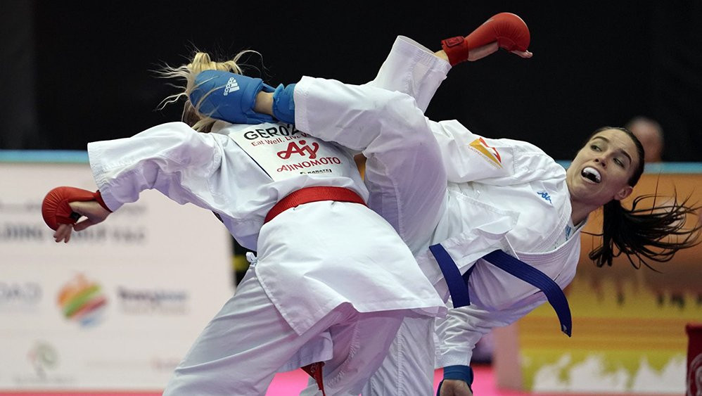 A host of the sport's top names are set to compete when Dubai stages the second event of the Karate 1-Premier League season ©WKF