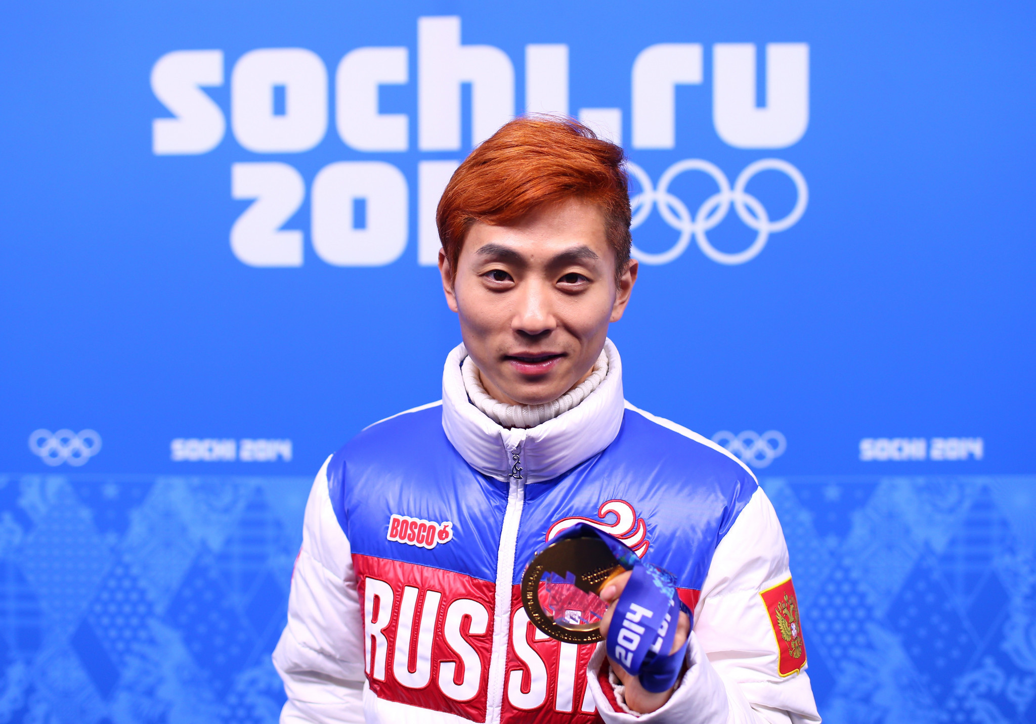 South Korean-born Russian short track speed skater Viktor Ahn is to set come out of retirement in time for Beijing 2022 ©Getty Images