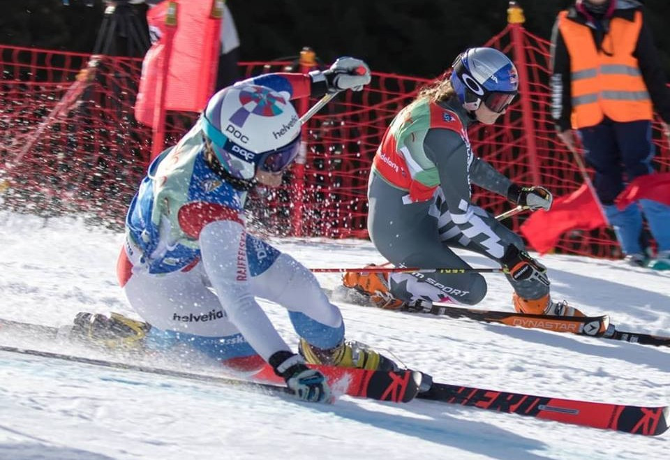 Swiss duo win classic discipline at FIS Telemark World Cup Final in Krvavec