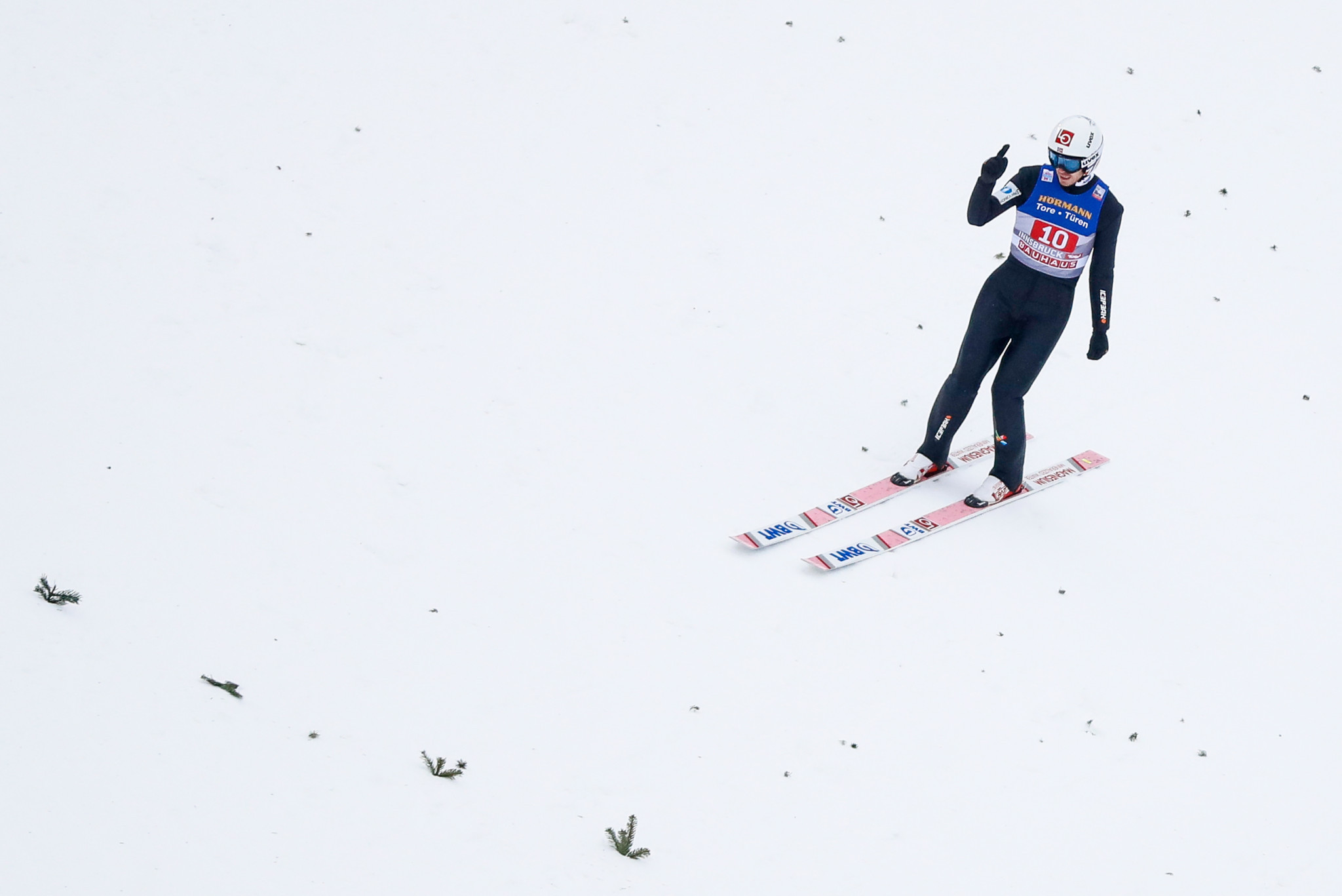 Andreas Stjernen will also miss out after falling at the last World Cup event in Lahti ©Getty Images