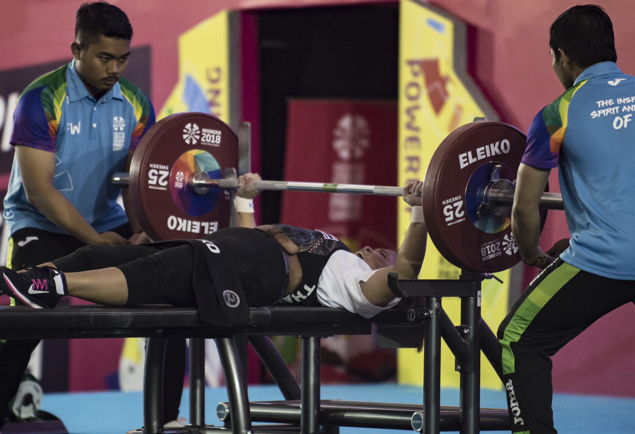 Thailand to stage World Para Powerlifting World Cup for first time