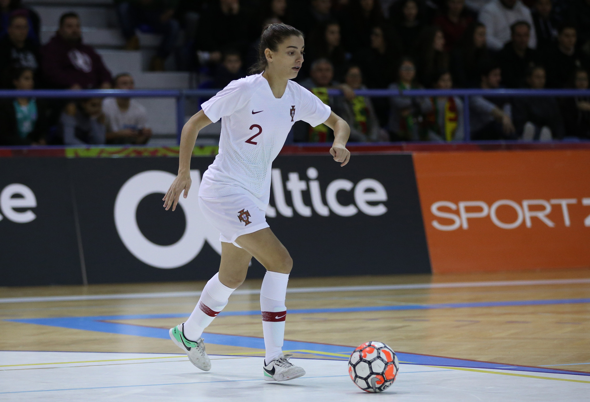 Inaugural UEFA Women's Futsal Euros to kick off in Porto