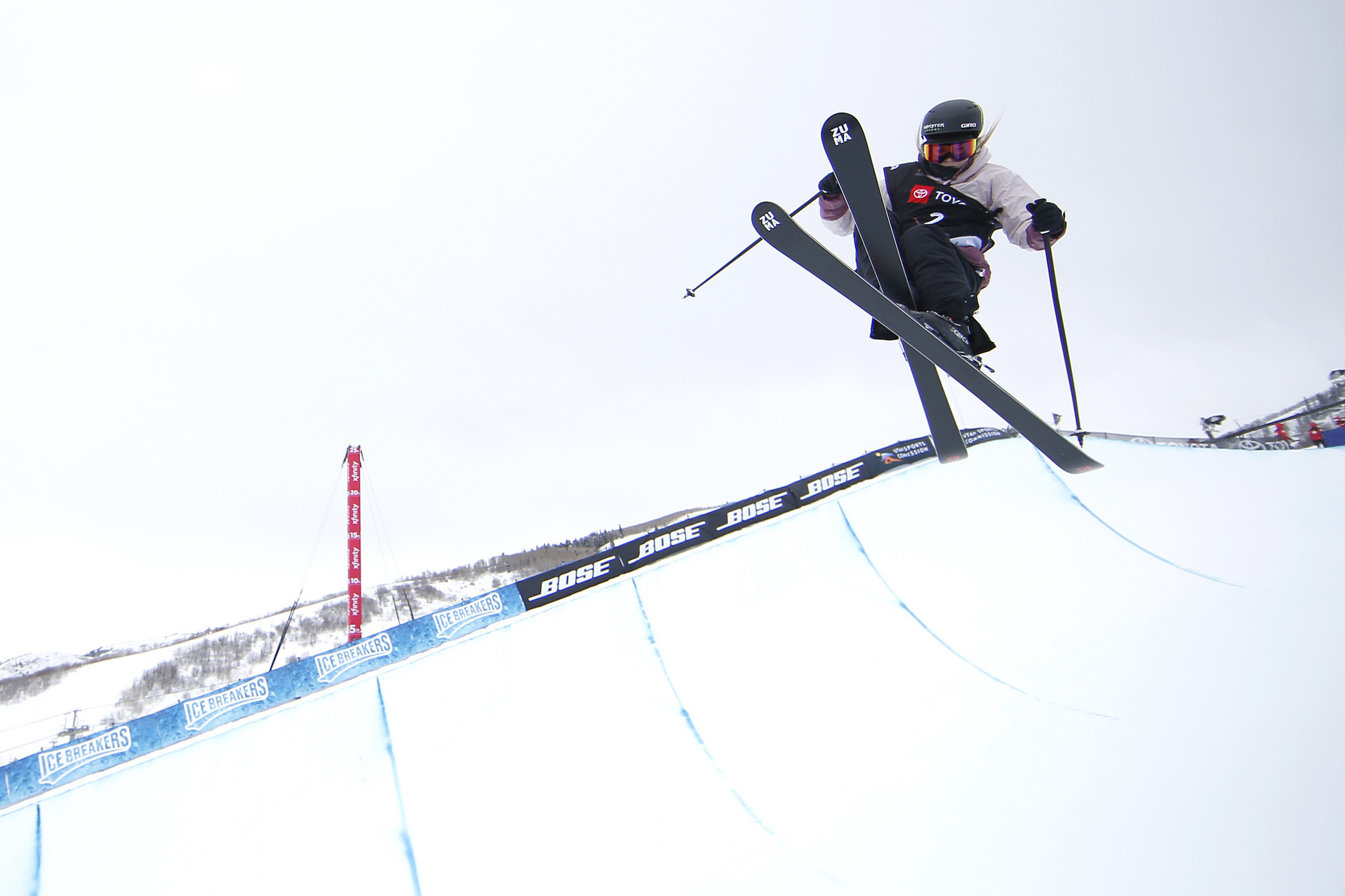 Sharpe leads Canadian one-two finish in qualification at FIS Freestyle Skiing World Cup in Calgary