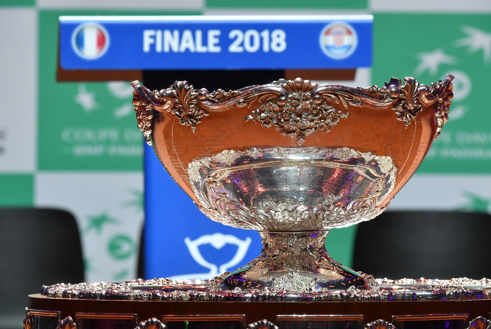 Defending champions Croatia placed with Russia and Spain as Davis Cup Finals draw completed