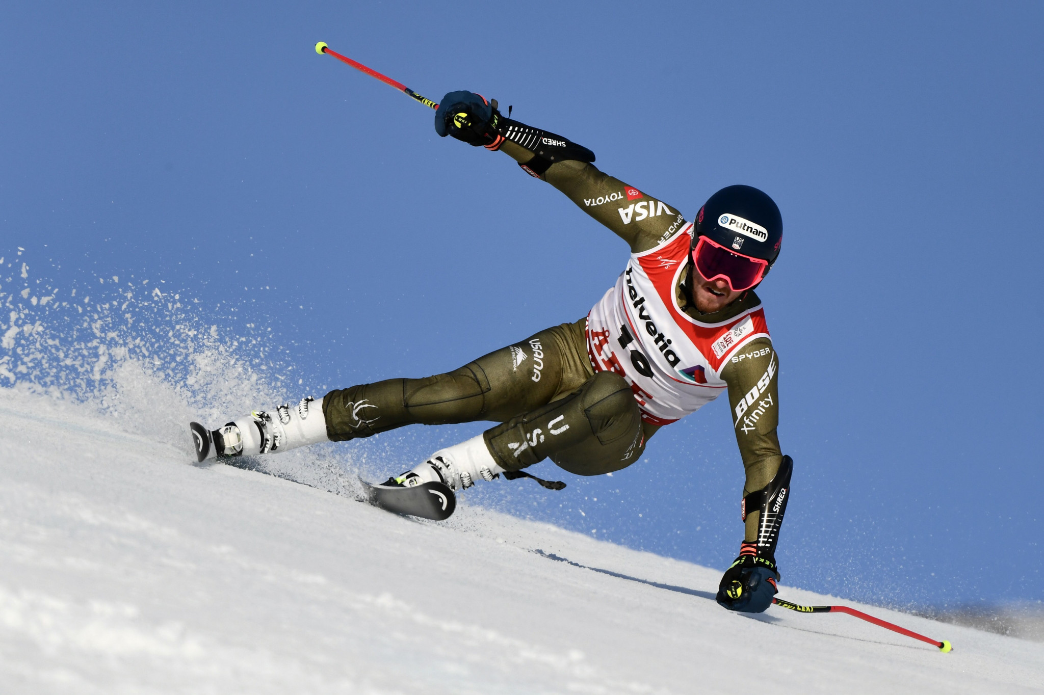 The 2019 FIS Alpine World Ski World Championships are due to run until Sunday ©Getty Images
