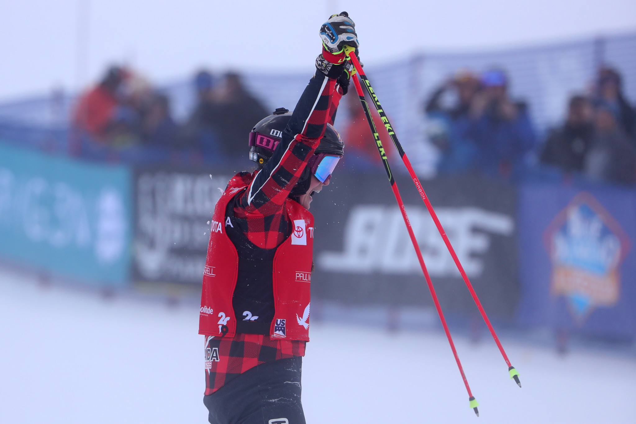Canadians dominate second day of qualifying at FIS Ski Cross World Cup in Feldberg