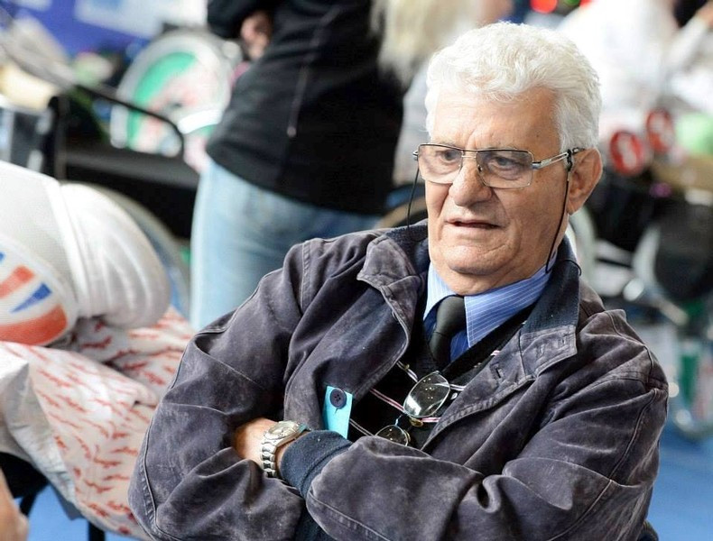 Italian wheelchair fencing legend dies at age of 72