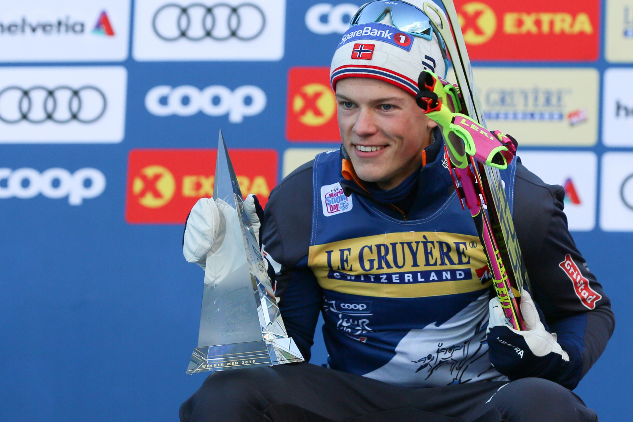 Klæbo and Østberg seeking further wins as FIS Cross-Country World Cup arrives in Cogne