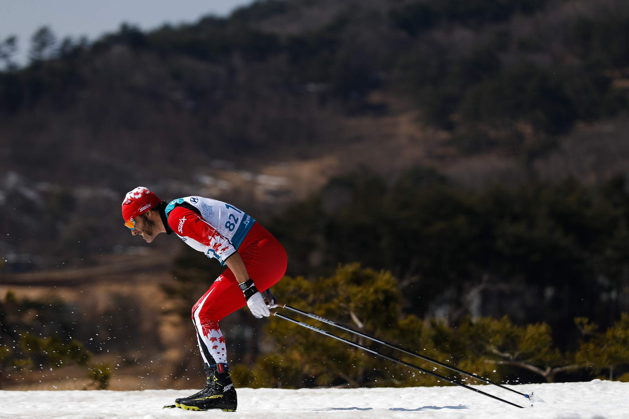 Canada's Brian McKeever will return to action at the World Para Nordic Skiing Championships in Prince George ©Getty Images