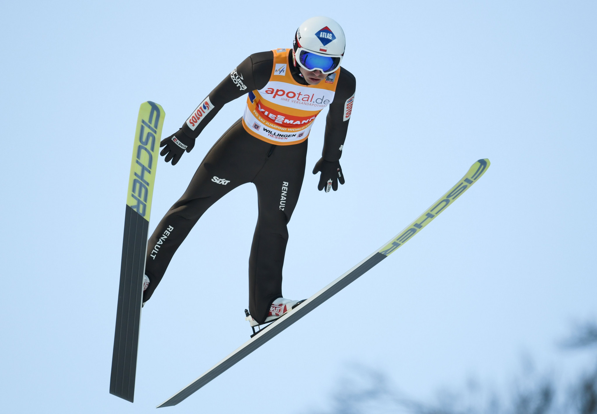 Poland triumph in team competition at FIS Ski Jumping World Cup in Wellingen