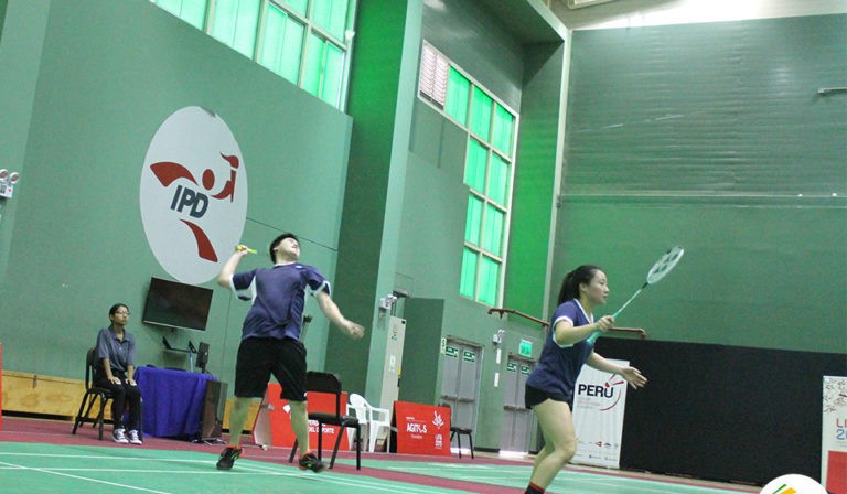 The United States defeated Mexico 3-1 to progress to the semi-final of the Pan Am Mixed Team Badminton Championships in Lima and set up a meeting with Brazil ©Badminton Pan America