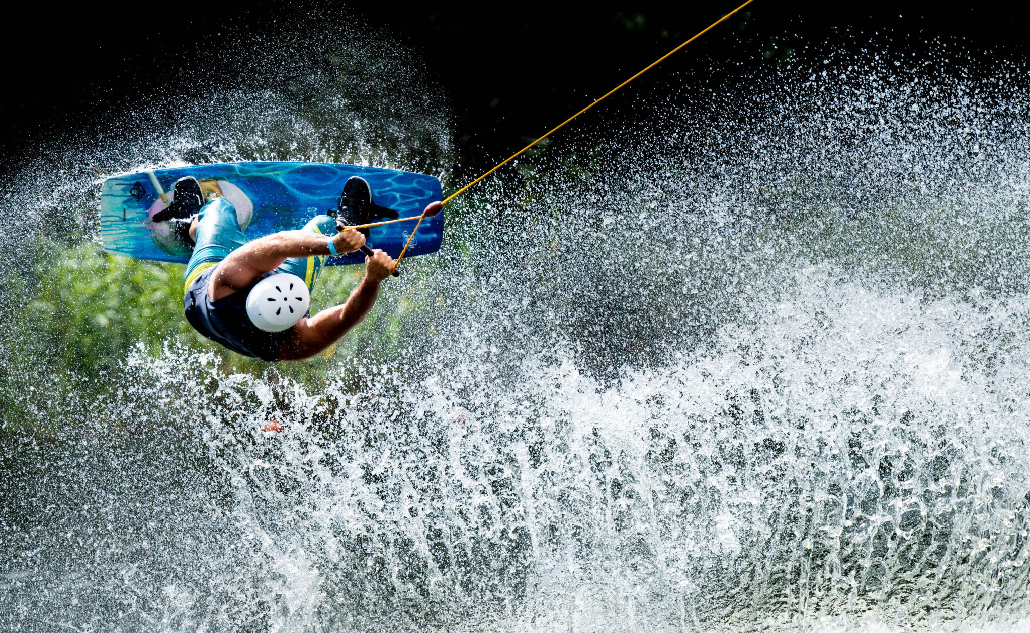 Italy dominate qualification in senior competition at IWWF World Cable Wakeboard and Wakeskate Championships