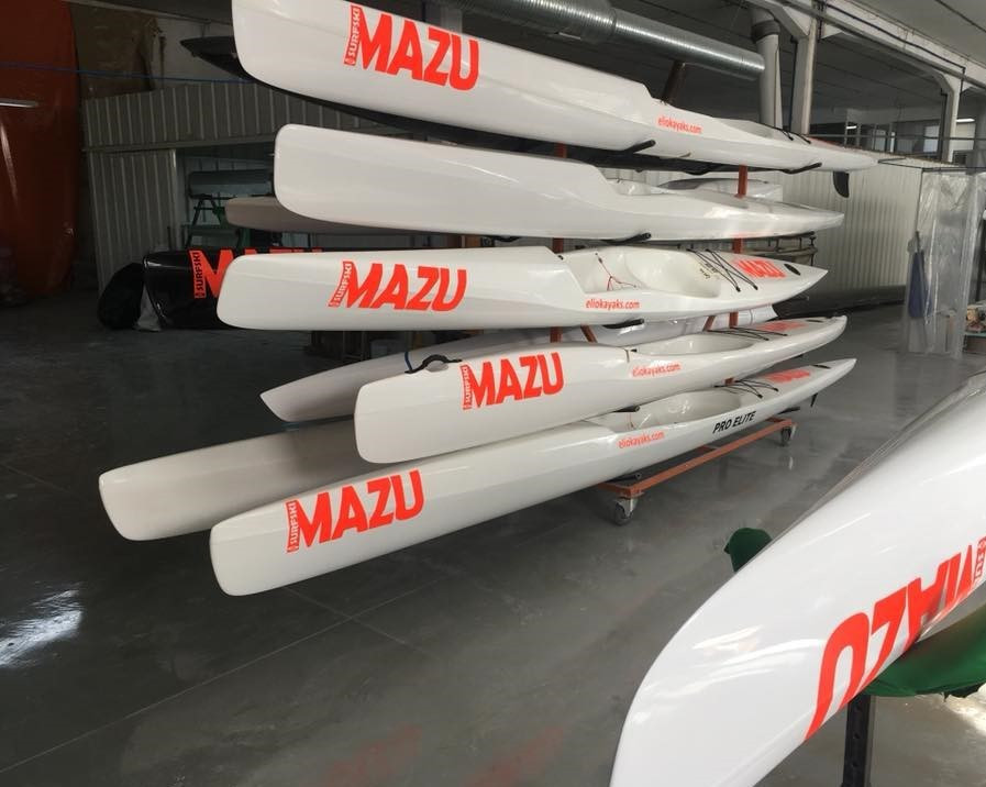 International Canoe Federation and Elio Kayaks sign two-year partnership