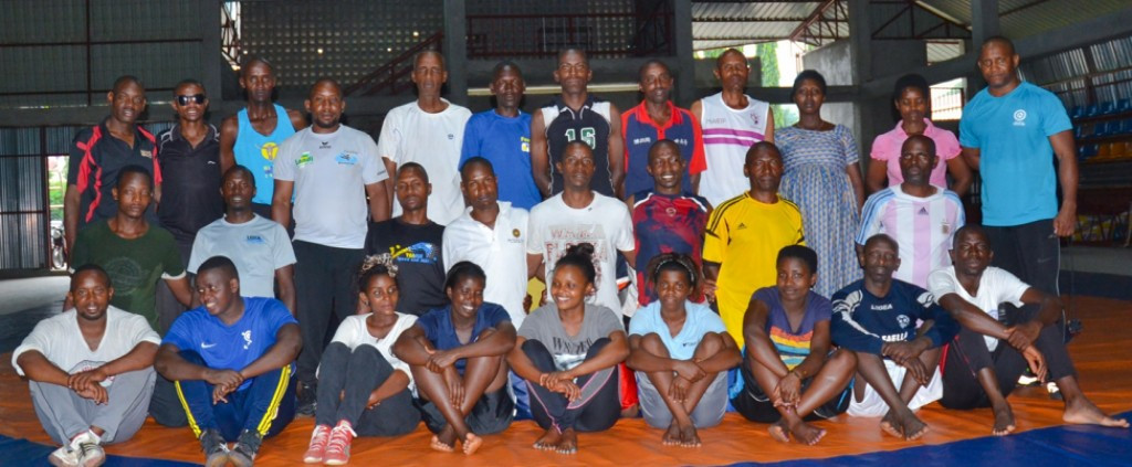 The level one technical coaching course was attended by 28 participants ©UWW