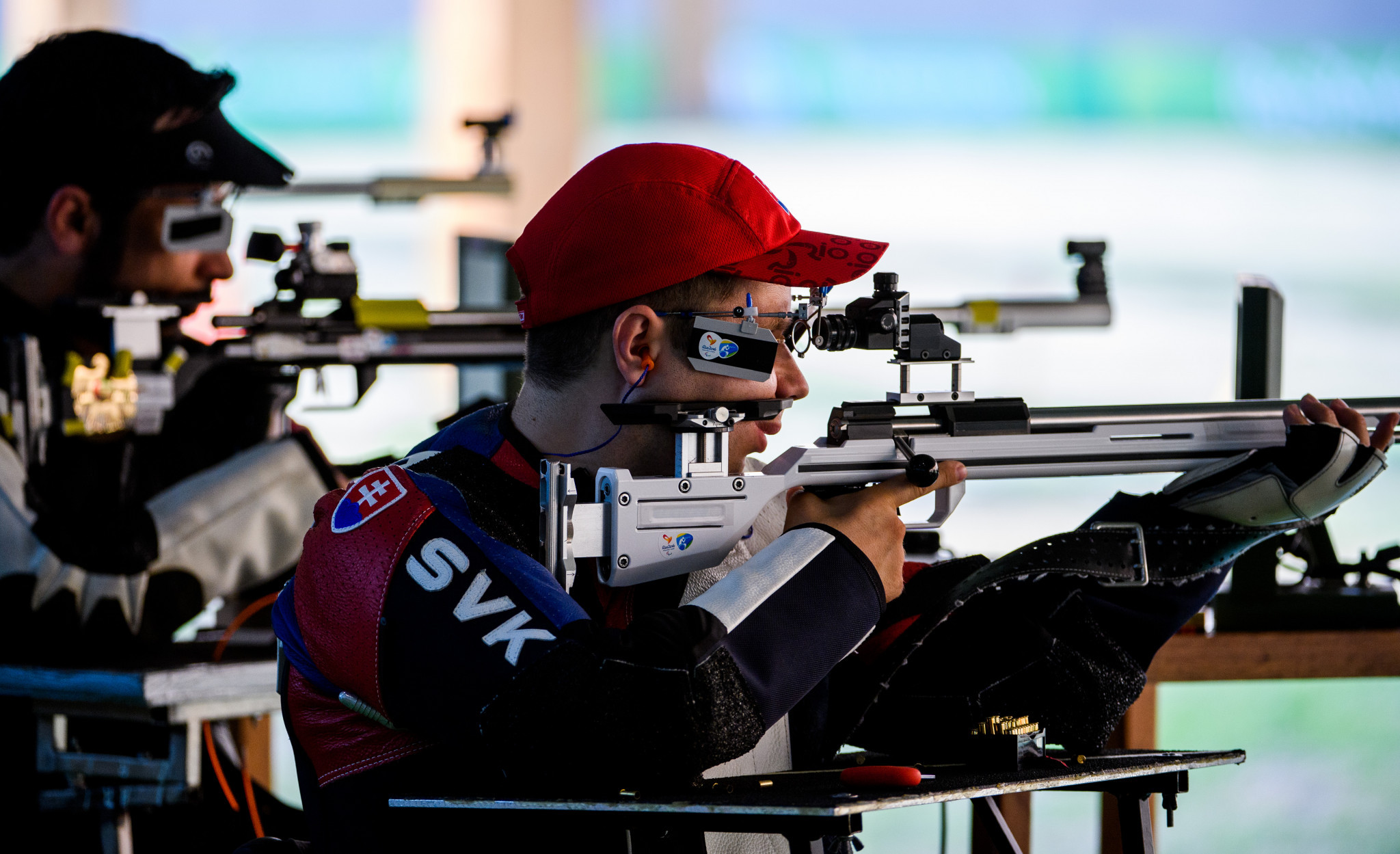 Two gold medals decided on opening day of Shooting Para Sport World Cup in Al Ain