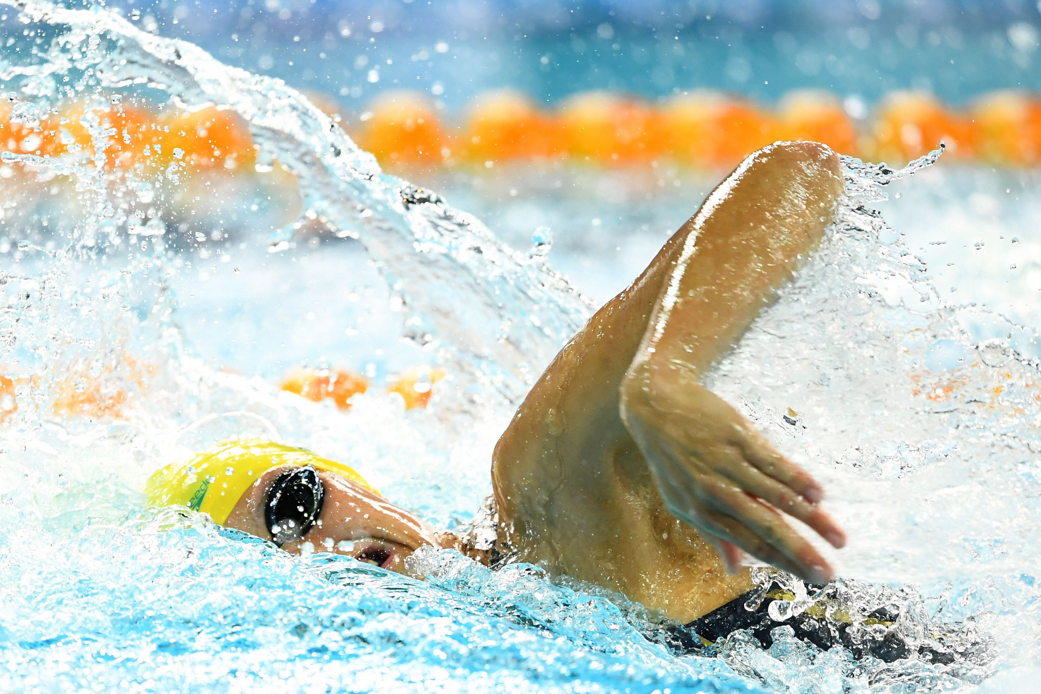 Hosts Australia win trio of gold medals at World Para Swimming World Series in Melbourne