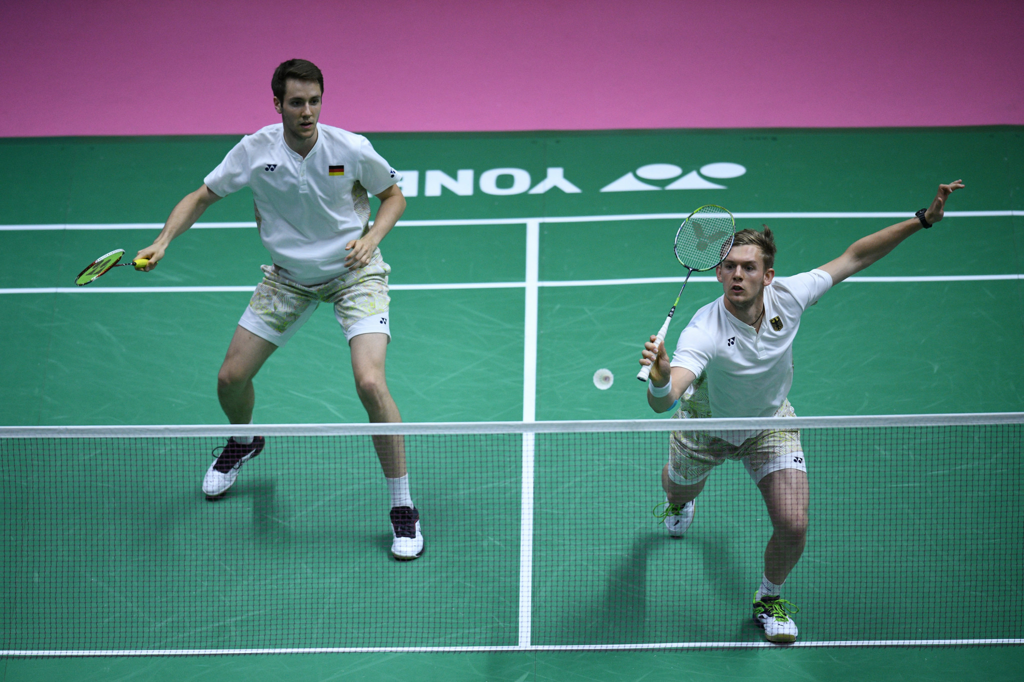 Germany to face Denmark in European Mixed Team Badminton Championships final after shock win over Russia