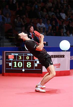 Ma keeps Grand Slam dream alive after winning ITTF World Cup crown