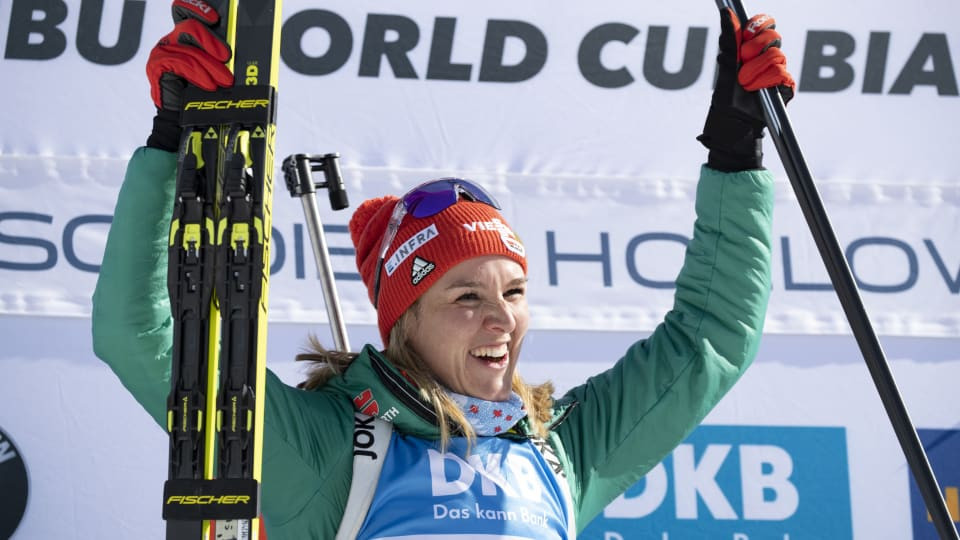 Wins for France and Germany as IBU World Cup in Salt Lake City continues