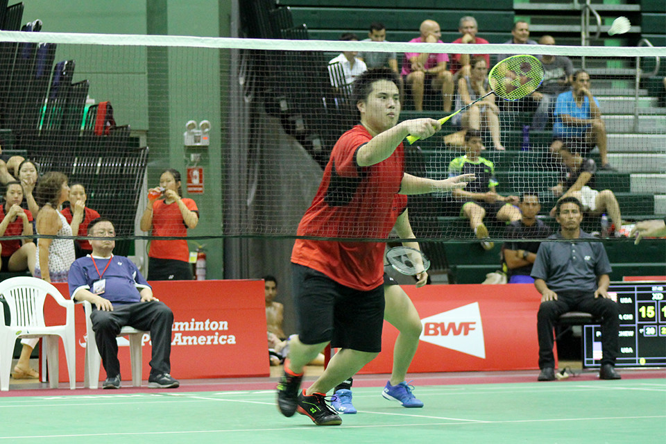 Defending champions Canada to face US in final of Pan Am Mixed Team Badminton Championships