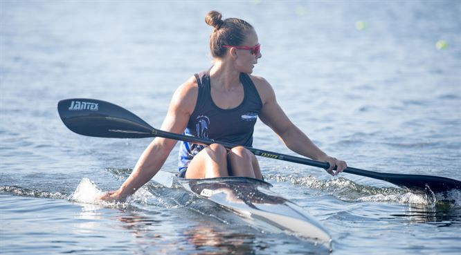 Carrington secures two golds on concluding day of ICF Oceania Canoe Sprint Championships in New Zealand