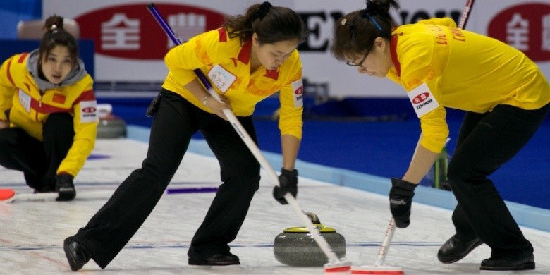Beijing to host 2017 World Women's Curling Championships