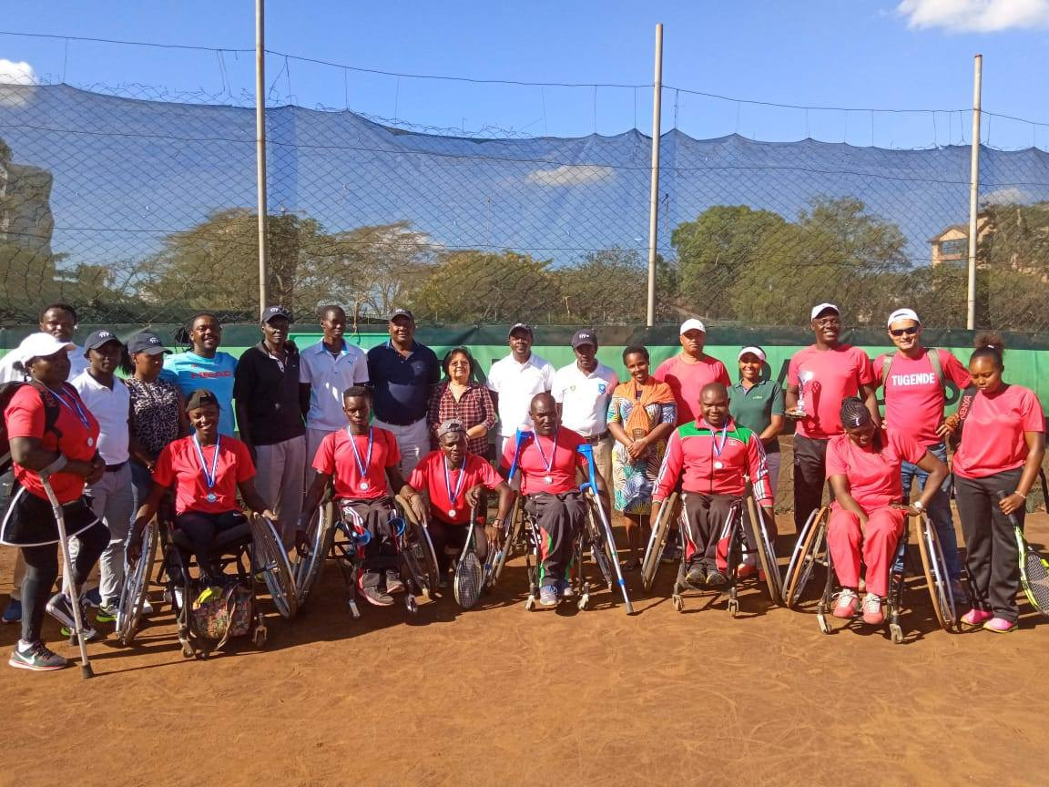 South Africa beat Kenya in Nairobi to qualify for 2019 ITF World Team Cup Finals
