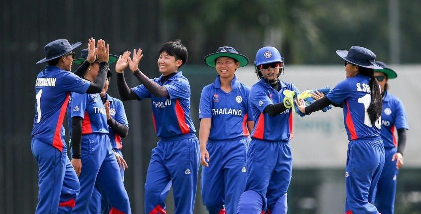 Thailand will host the ICC Women's Qualifier Asia, which starts tomorrow ©ICC