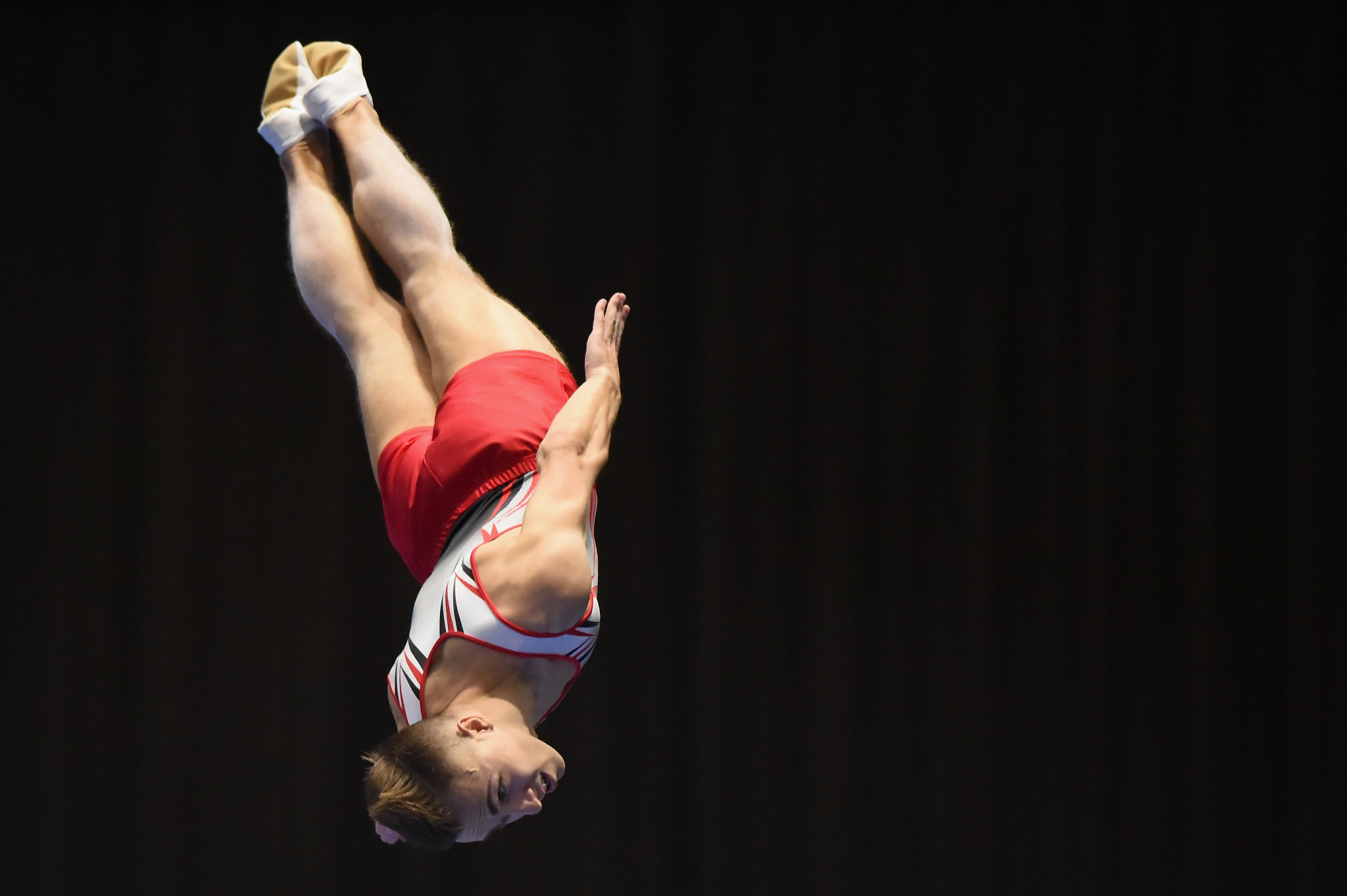 Olympic champion Hancharou triumphs at FIG Trampoline World Cup in Baku