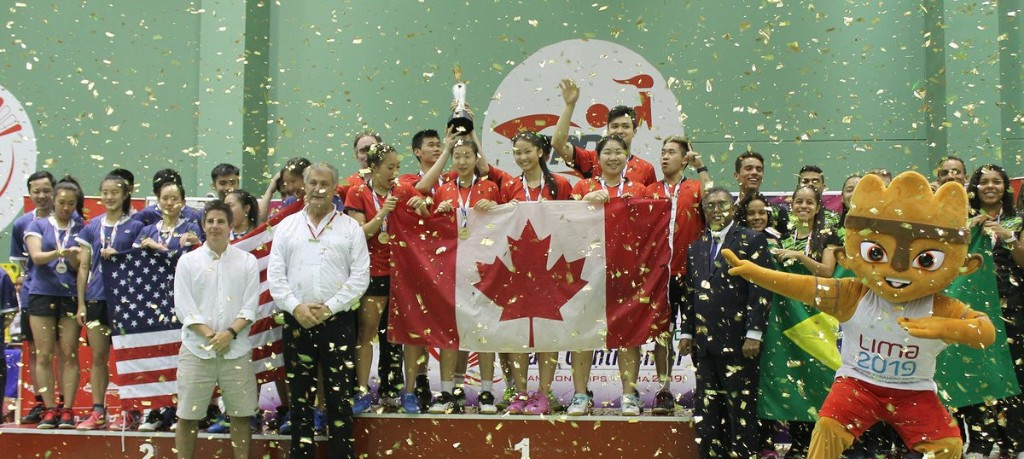 Canada win Pan Am Mixed Team Badminton Championships for 11th straight time with victory over United States