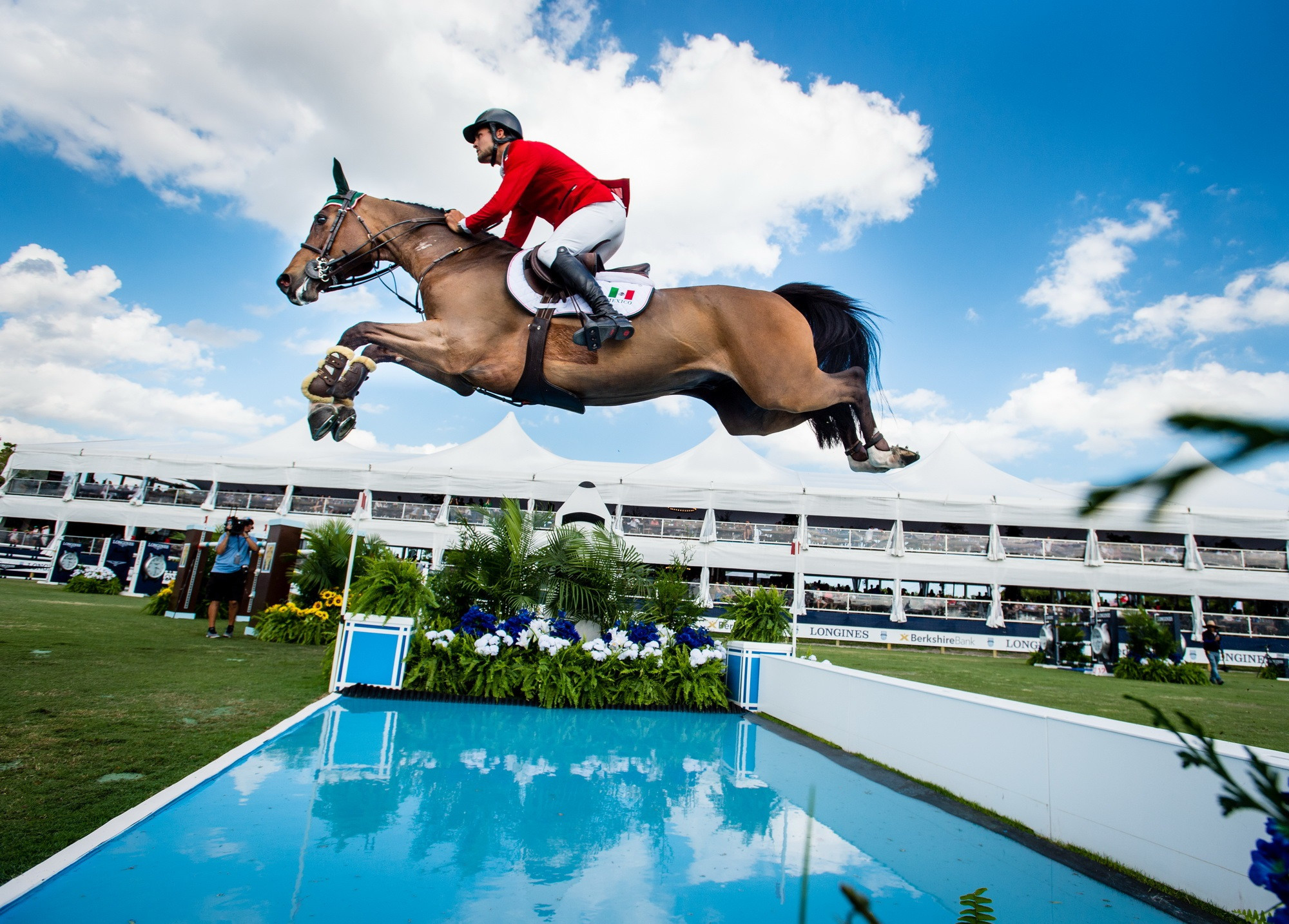 Mexico triumph at opening FEI Jumping Nations Cup of season
