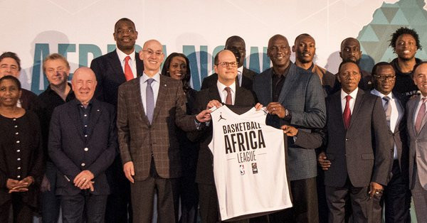FIBA and NBA announce plans for professional basketball league in Africa