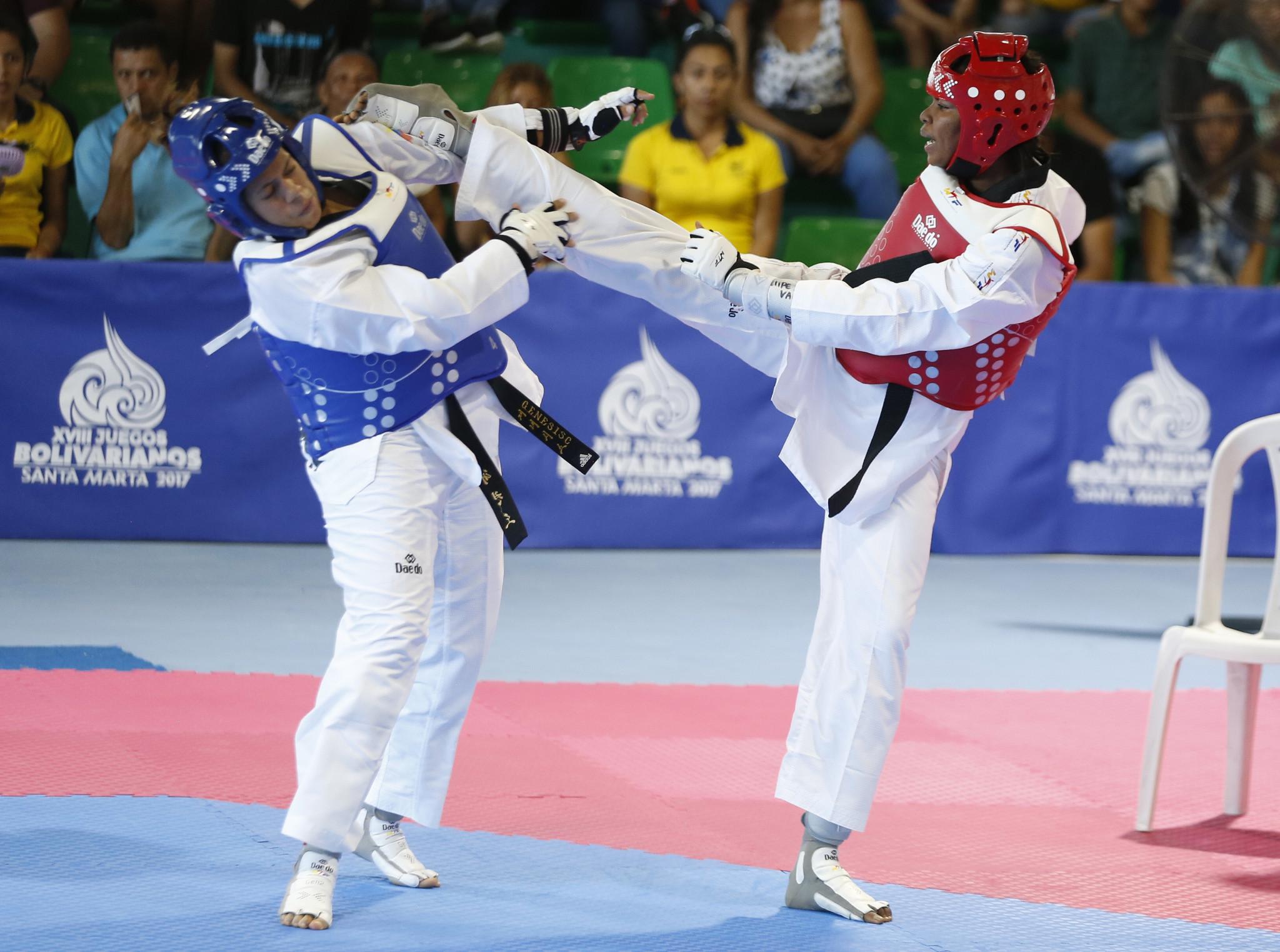 Venezuela taekwondo athletes handed lifeline ahead of Lima 2019 qualification tournament