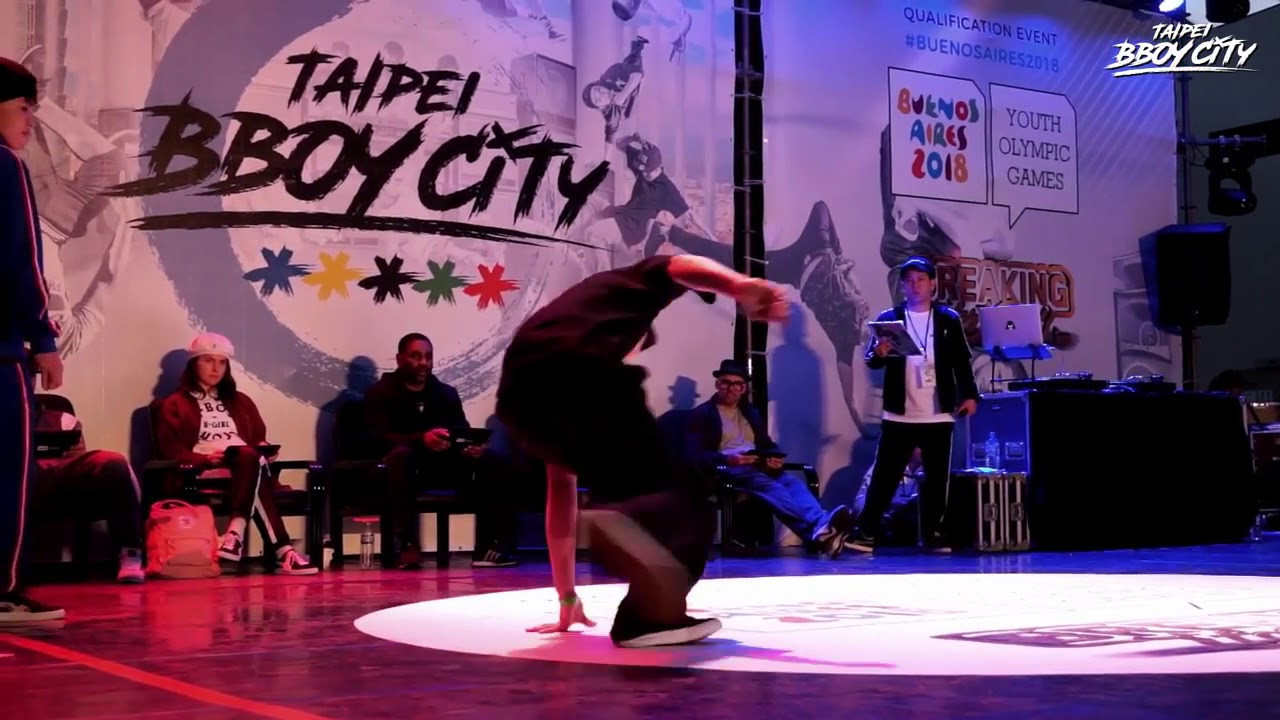 bboyworld were involved in helping selecting competitors for breakdancing's Olympic debut at Buenos Aires 2018 but claim not to have been consulted over the sport's possible inclusion at Paris 2024 ©YouTube